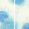 Rosen Azul (Cielo) Mix2 70x100 Dreams Love Ceramic Tiles