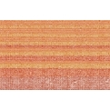 Listello Linee Parallele Orange 9x40 Hollywood Lord