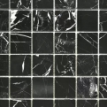 MOS.POLISHED NERO ORIENTAL  5X5 30.5X30.5 Natural Stone Colori Viva